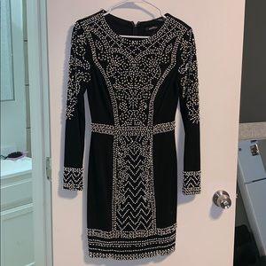 Macy's Dresses - Beautiful beaded dress